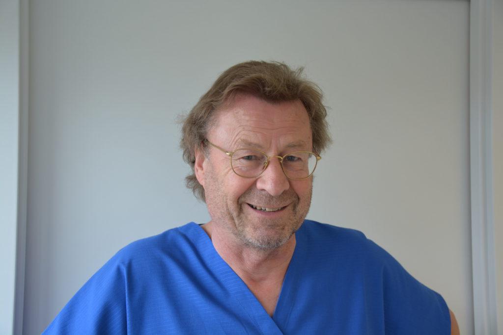 Dr. med. dent Michael Krauß- Zahnarzt
